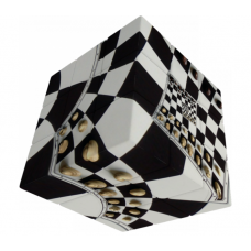 V-Cube 3x3 versenykocka, Sakktábla illúzió | Rubik kocka