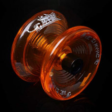 High Speed Wing Shaped YOYO Ball KK Bearing - Xie Zi Wang Orange
