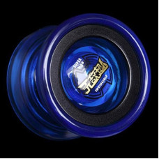 High Speed Wing Shaped YOYO Ball KK Bearing - Invincible Superman Blue